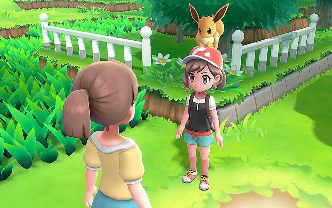 Impresiones Pokémon Let's Go (MGW 18)
