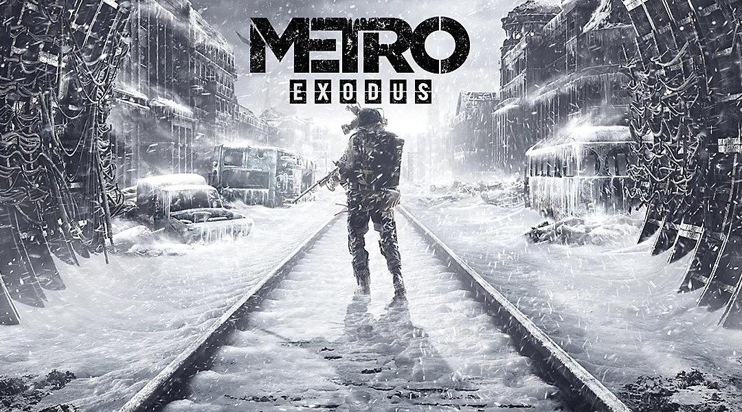 Impresiones Metro Exodus (MGW 18)