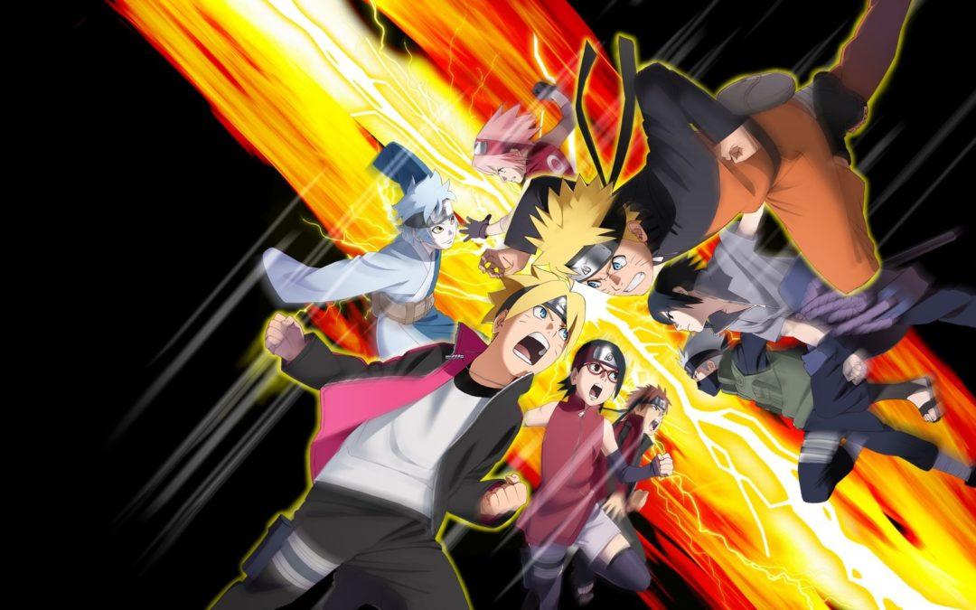 Análisis Naruto to Boruto: Shinobi Striker