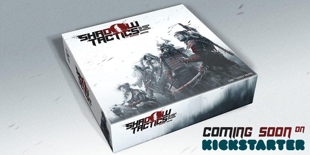 Shadow Tactics: Blades of the Shogun lleva su estrategia táctica a los tableros