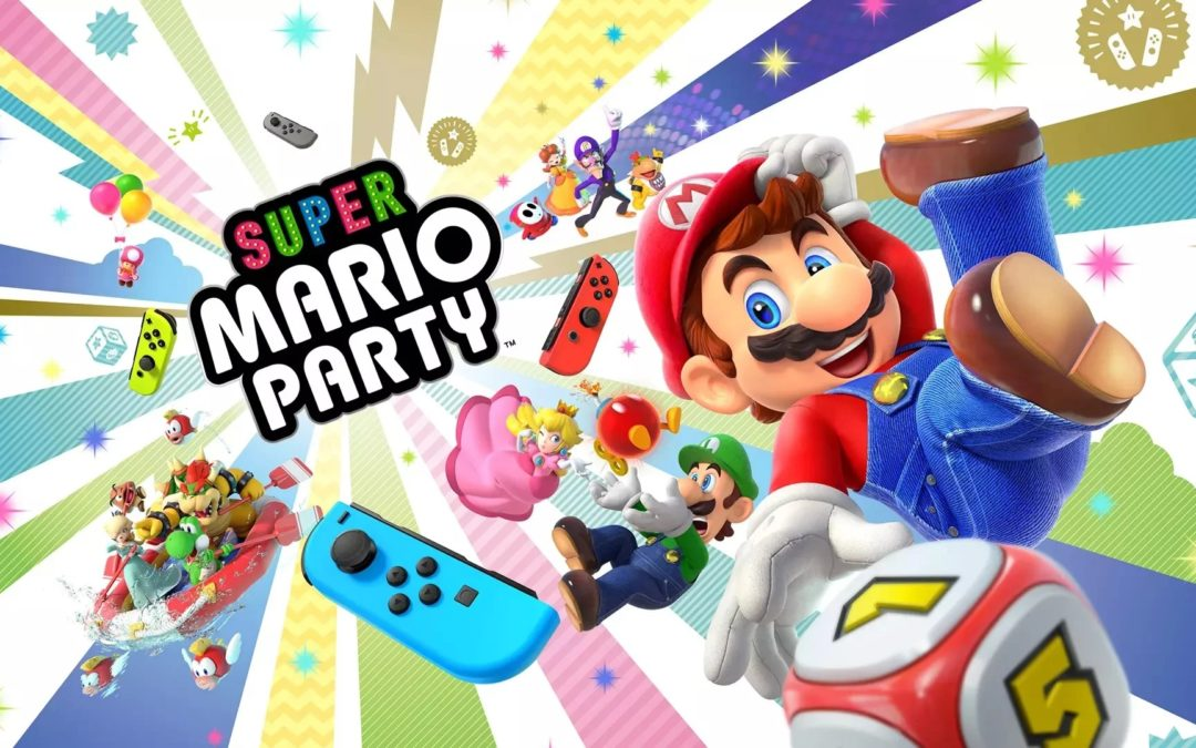 Análisis Super Mario Party