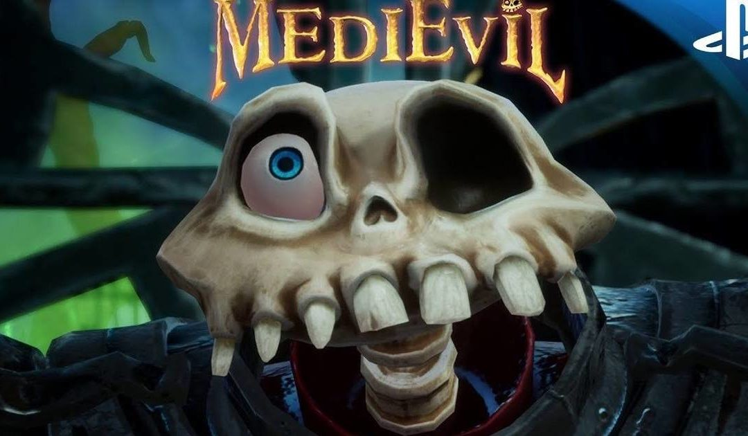 Primer tráiler del remake de MediEvil