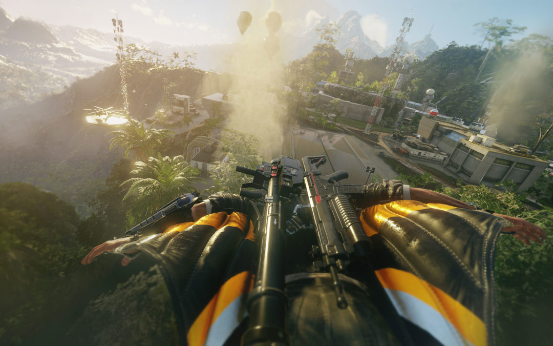 Confirmados los requisitos mínimos y recomendados de Just Cause 4 para PC