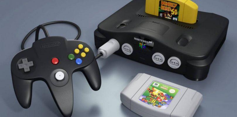 Nintendo 64 Classic no está entre los planes actuales de Nintendo