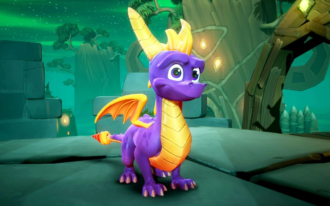 Spyro Reignited Trilogy ocupará 67,48 GB en nuestros discos duros