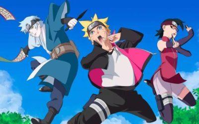 """Naruto to Boruto: Shinobi Striker y el """"manganime"""""""