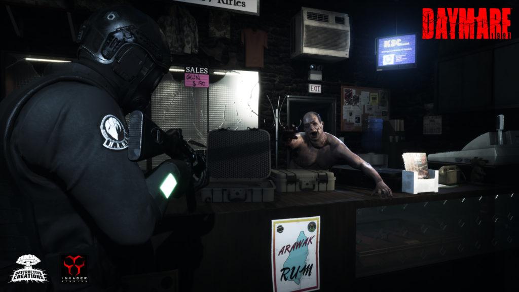 Daymare: 1998 confirma su lanzamiento para 2019 (terror a lo Resident Evil 2)