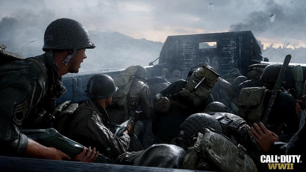 WWII, Black Ops IIII y The Last of Us son los juegos más usados de PS4 durante este mes