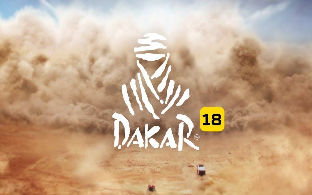 Análisis Dakar 18