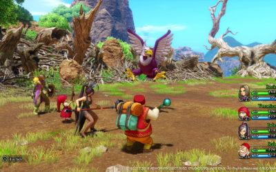 Todavía queda tiempo para Dragon Quest XII, pero las primeras ideas ya están en marcha