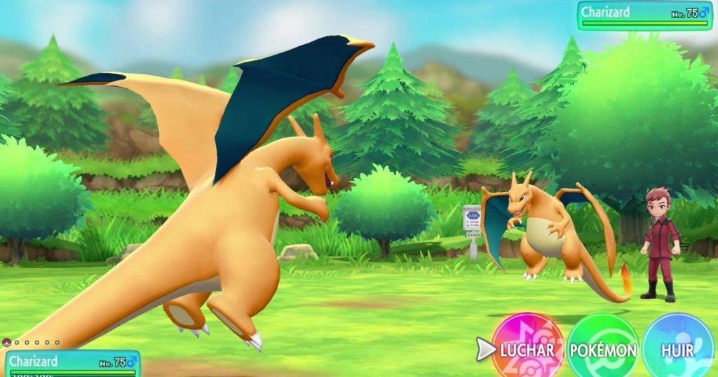 Pokémon Let's GO! Pikachu
