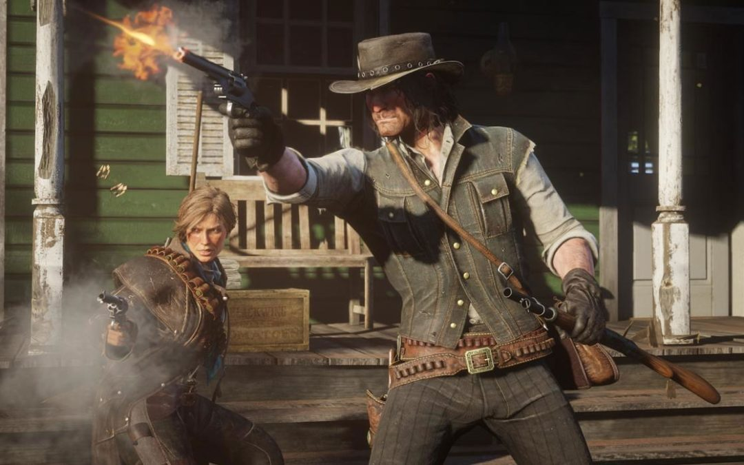 Filtran un vídeo que podría ser Red Dead Redemption II en PC