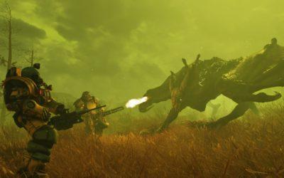 Fallout 76 recibe multitud de correcciones con su nuevo parche