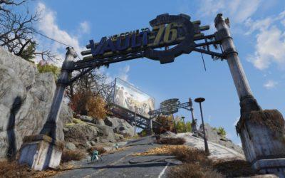 Fallout 76: Bethesda añadirá eventos y contenidos adicionales a principios de 2019