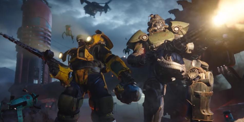 Fallout 76 se volverá más salvaje con un modo PvP sin restricciones