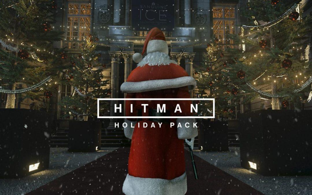 """Hitman 2 e IO Interactive y sus """"regalos"""" de Navidad"""