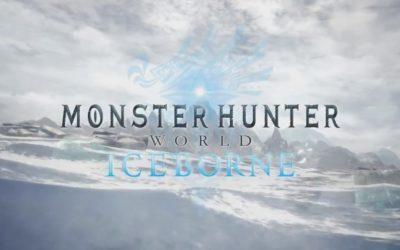 Glavenus se presenta en Monster Hunter World: Iceborne