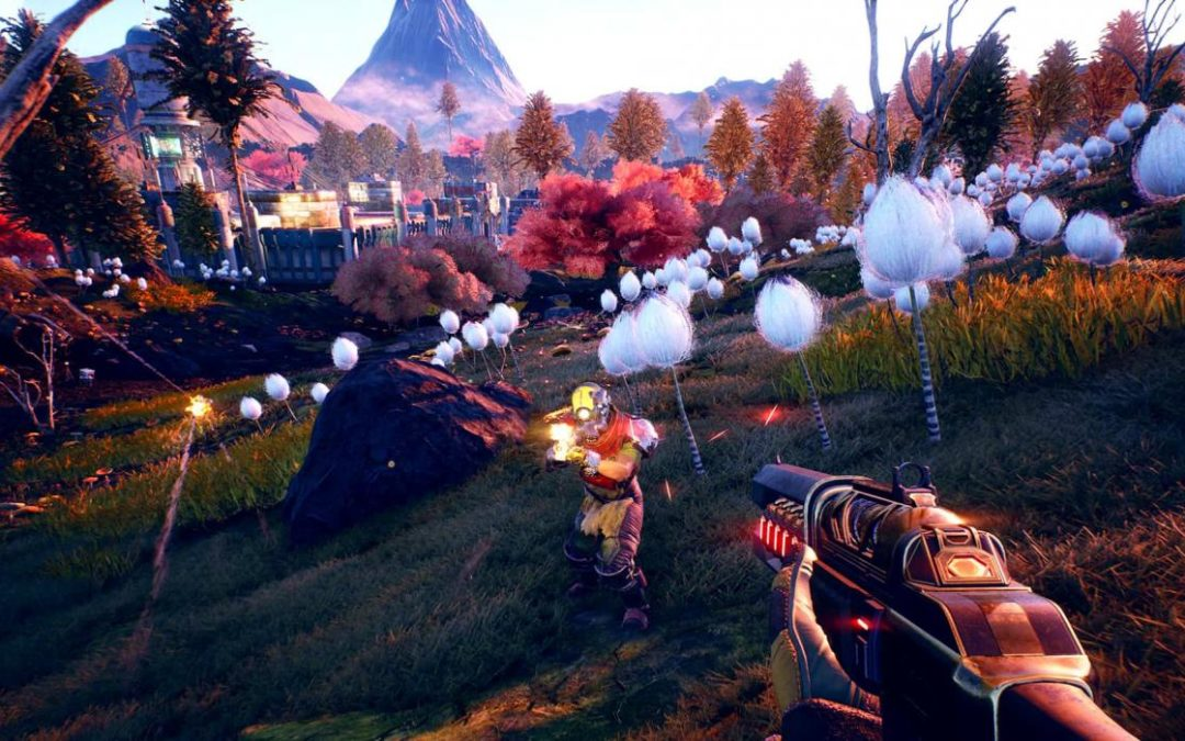 The Outer Worlds no será tan masivo como Fallout: New Vegas