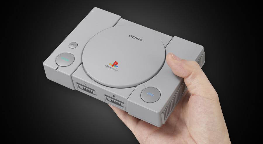 INOCENTE – PlayStation Classic baja su precio a 19,99€