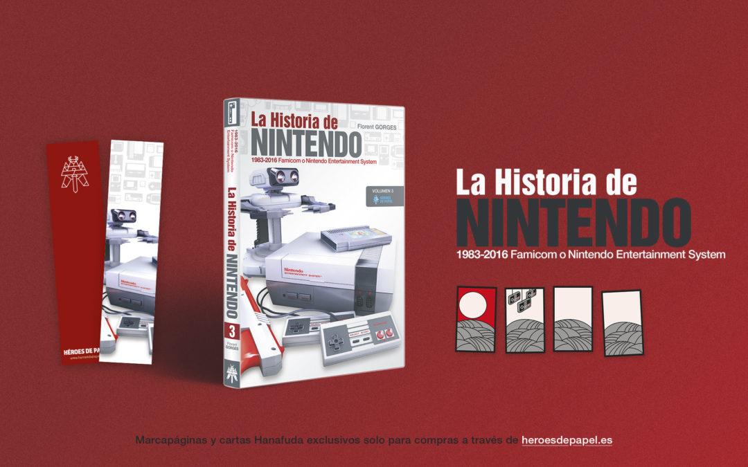 El tercer volumen de La Historia de Nintendo disponible el 30 de enero de 2019