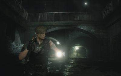 Ada Wong se desvela en Resident Evil 2 (sin gafas y sin gabardina)