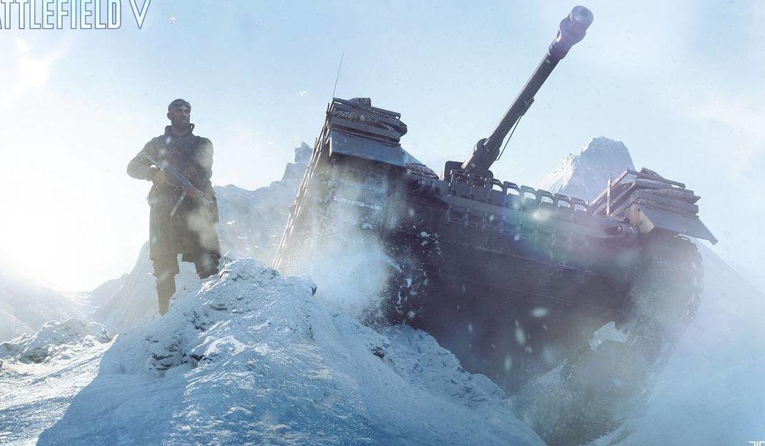 Battlefield V vende 1,4 millones de unidades físicas en su primera semana en tiendas