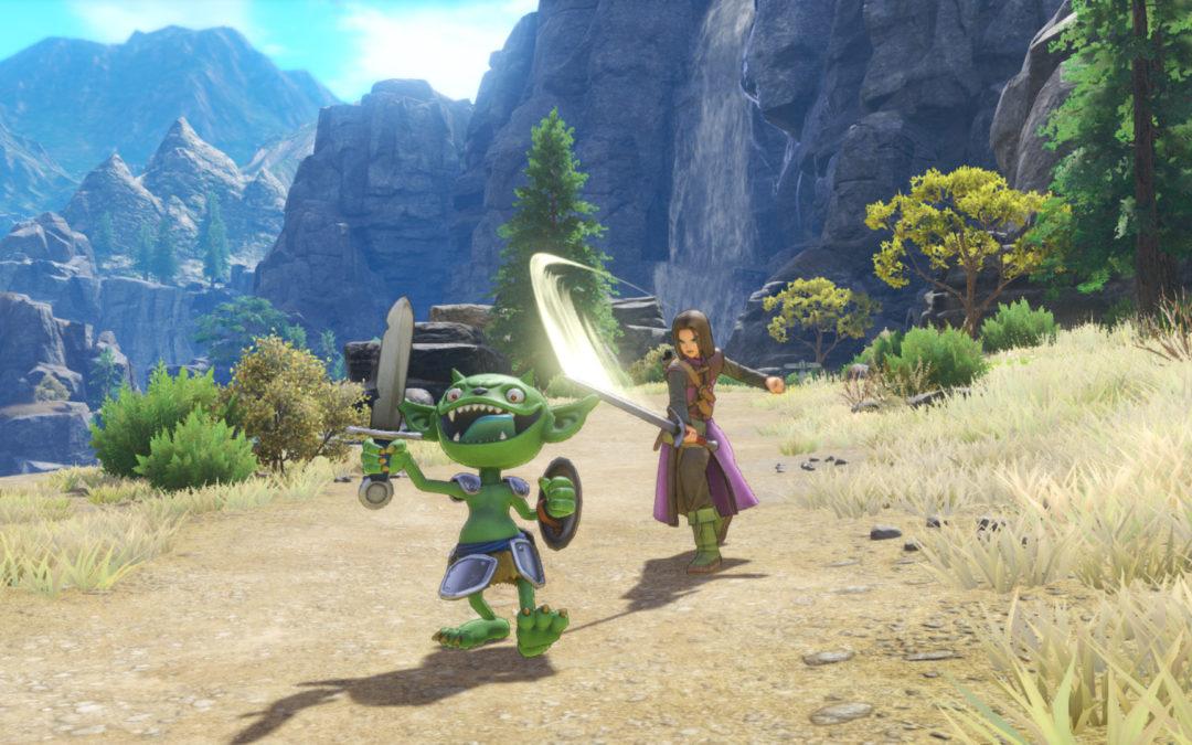 Rumor: Dragon Quest XI S se lanzará en todo el mundo en 2019