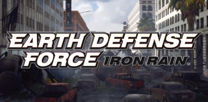 Fechas para Earth Defense Force: Iron Rain, Generation Zero y A Plague Tale: Innocence