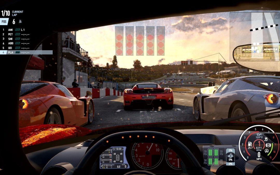 Project Cars 3 será un juego «enfocado en la diversión»
