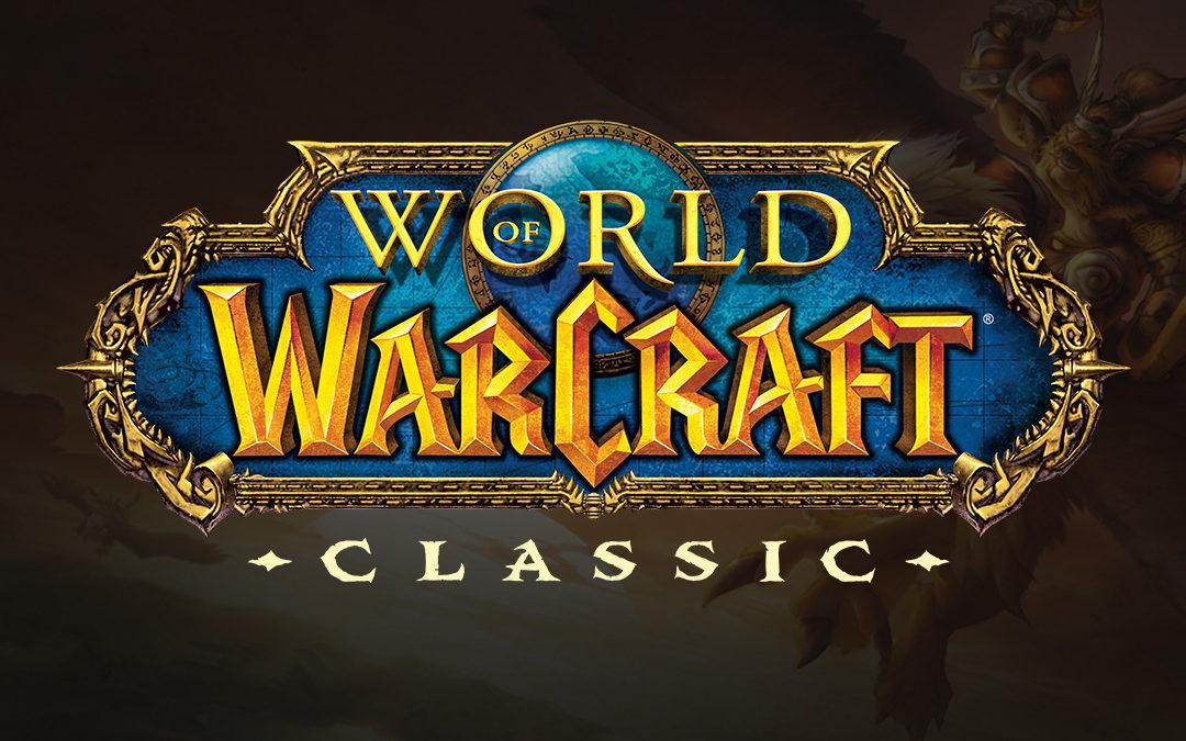 """No hay información de World of Warcraft Classic debido a que su desarrollo es """"complicado"""""""