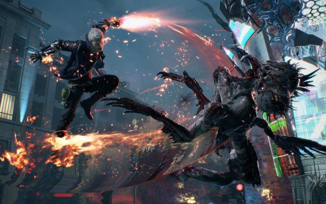 Devil May Cry 5: campaña de unas 15 horas y nueva demo para febrero