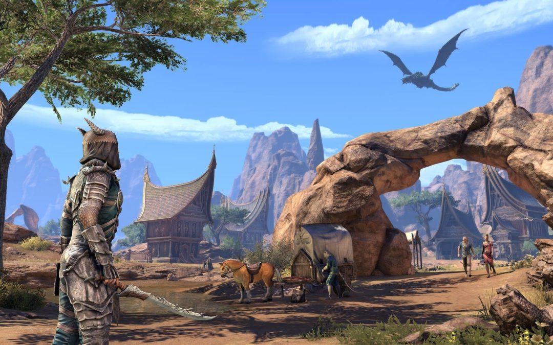The Elder Scrolls Online nos lleva a Elsweyr en su próxima expansión