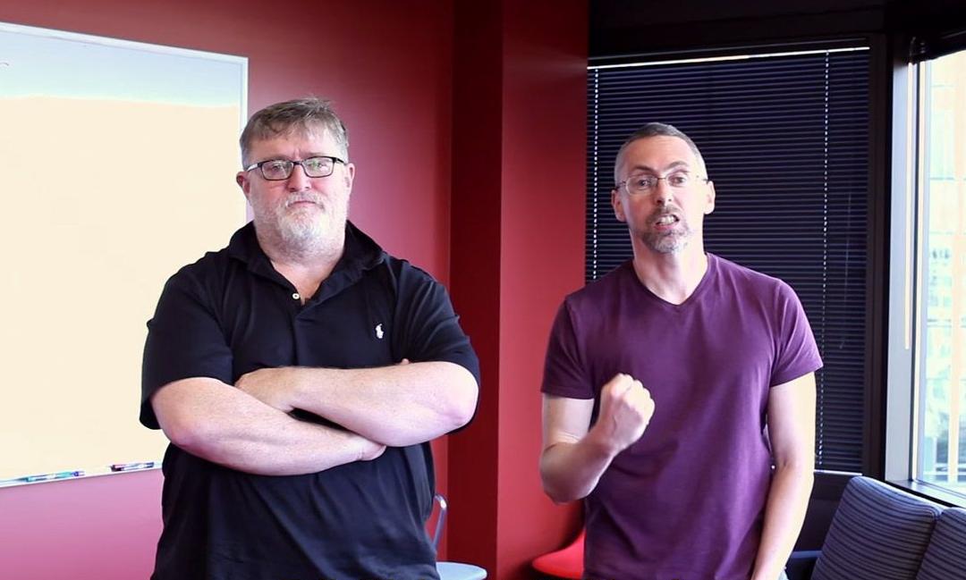 Algo se agita en Valve: Erik Wolpaw, guionista de Half-Life 2, vuelve a la compañía
