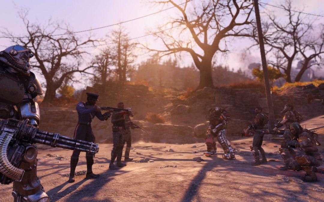 Fallout 76 detalla las características de su modo supervivencia