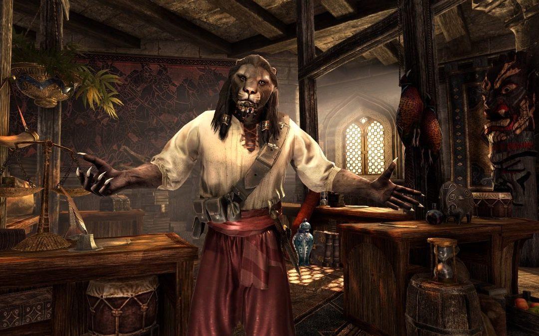 The Elder Scrolls Online nos llevará a la tierra de los Khajiit