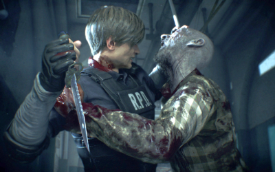Demo única y especial de Resident Evil 2 disponible el 11 de enero