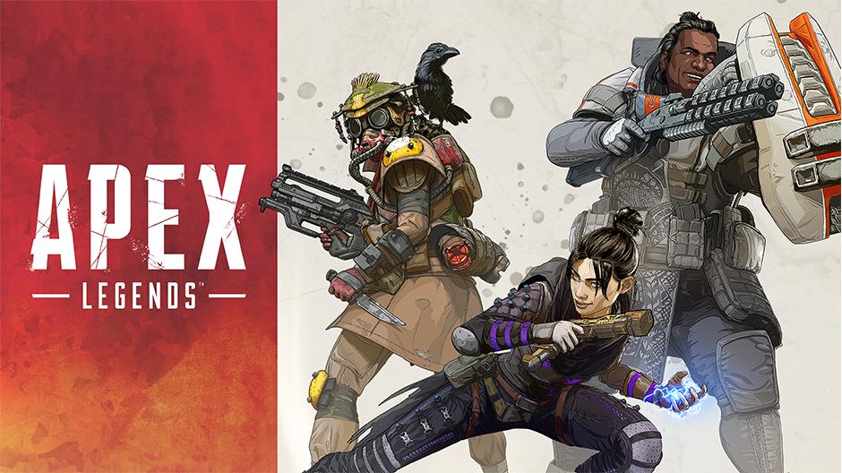 Apex Legends, el battle royale basado en TitanFall, ya disponible