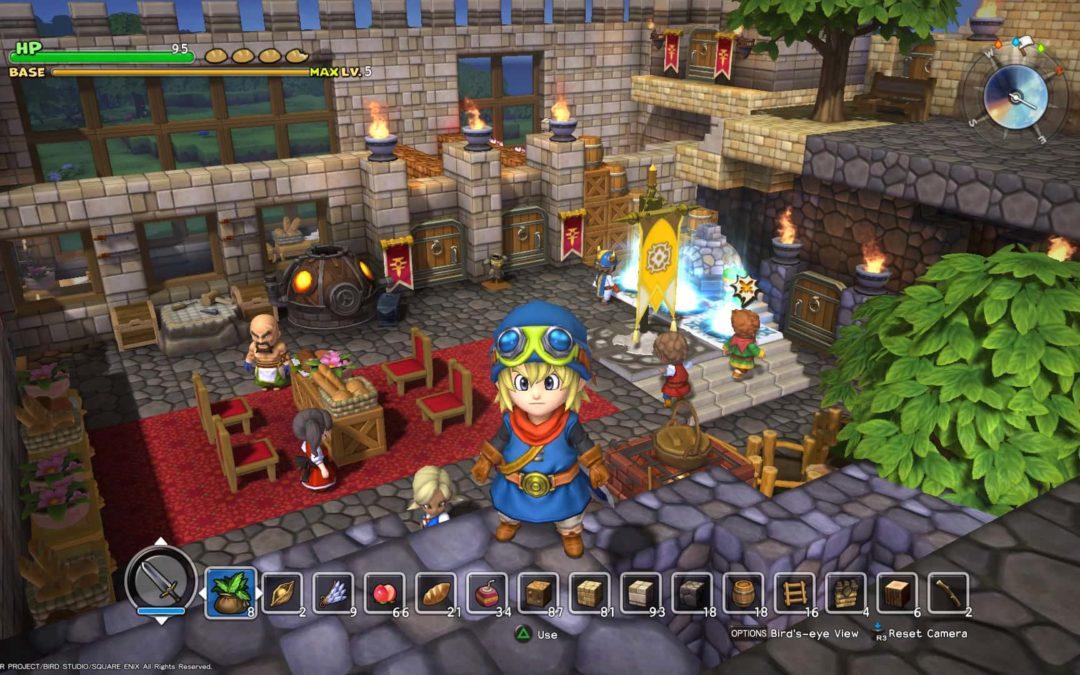 Square Enix podría hacer llegar otros Dragon Quest a Nintendo Switch