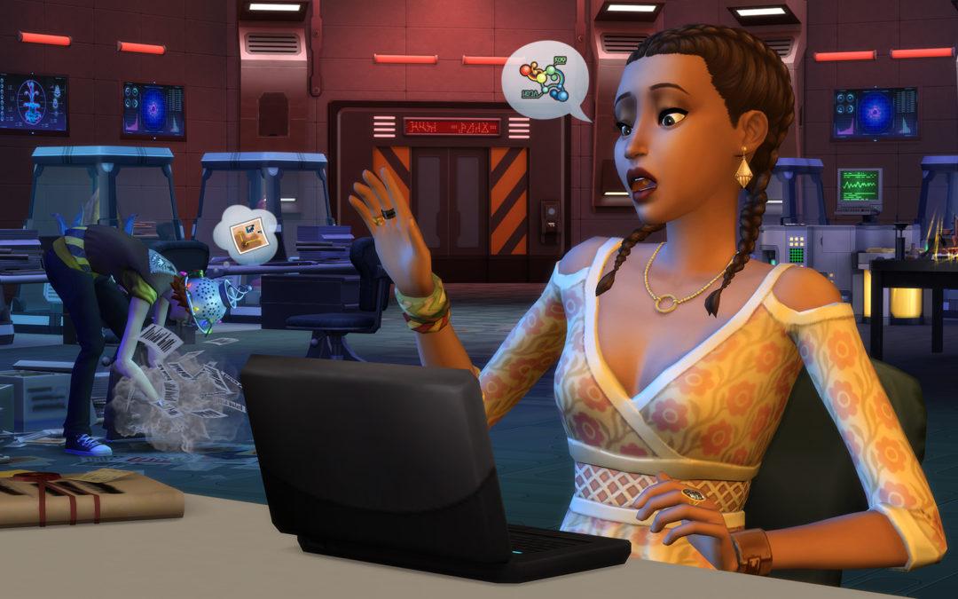 StrangerVille, anunciada la próxima expansión para Los Sims 4