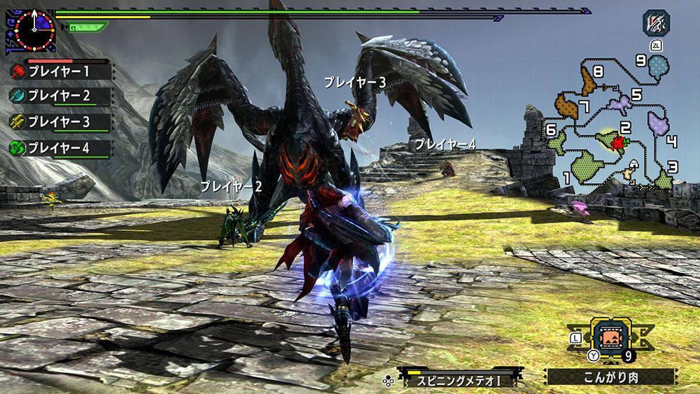 Nintendo Switch podría recibir un nuevo Monster Hunter pronto, según rumores