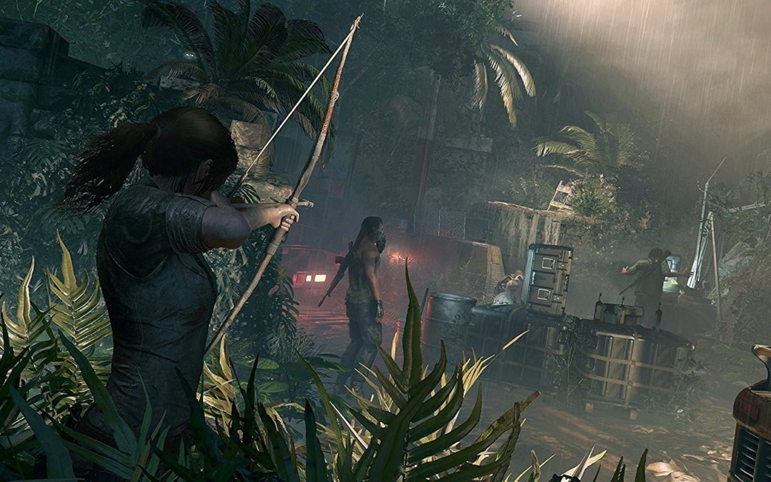 Shadow of the Tomb Raider y Just Cause 4 venden menos de los esperado por Square Enix