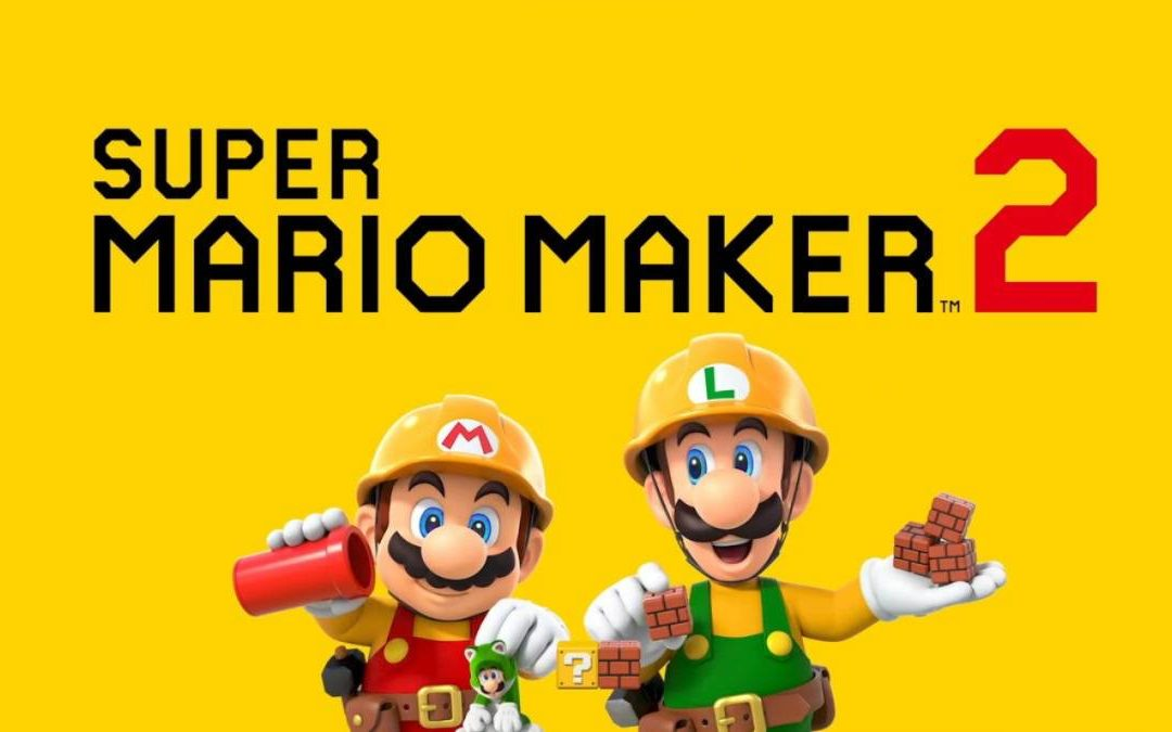 Super Mario Maker 2 llegará a Nintendo Switch en junio de 2019