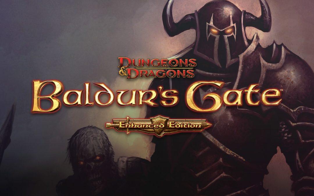 Los clásicos de Bioware llegan a consolas: Baldur's Gate, Planescape: Torment y Neverwinter Nights