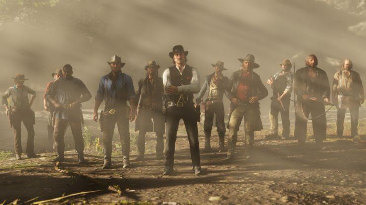 Red Dead Redemption 2 vende más de 23 millones de copias