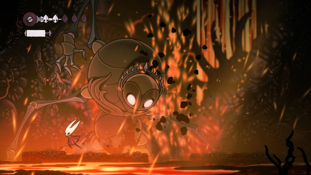Team Cherry presenta su segundo juego: Hollow Knight Silksong