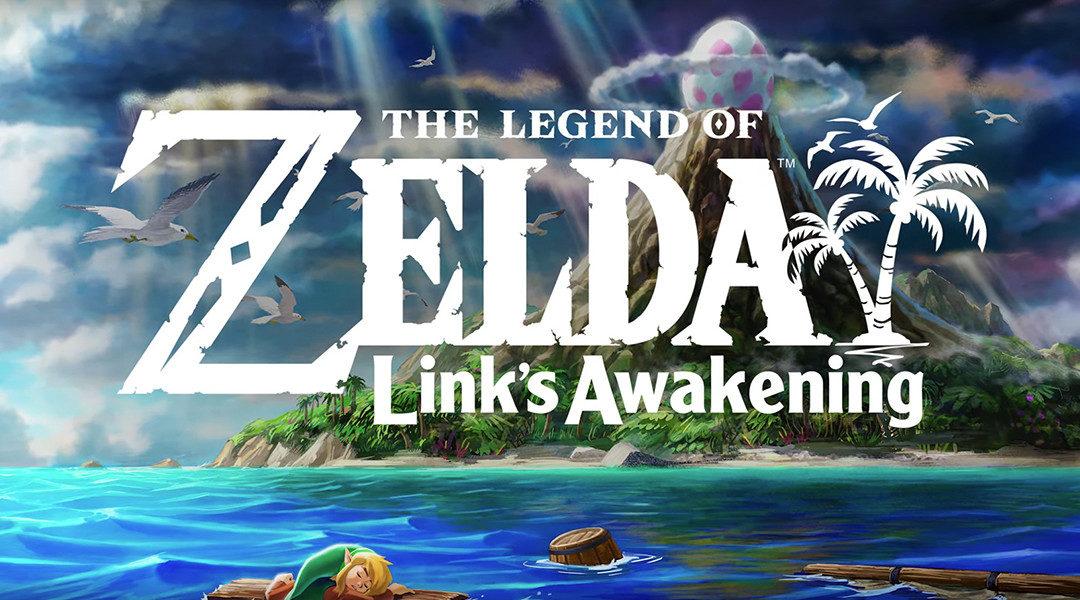 Remake de The Legend of Zelda: Link's Awakening para este año en Switch