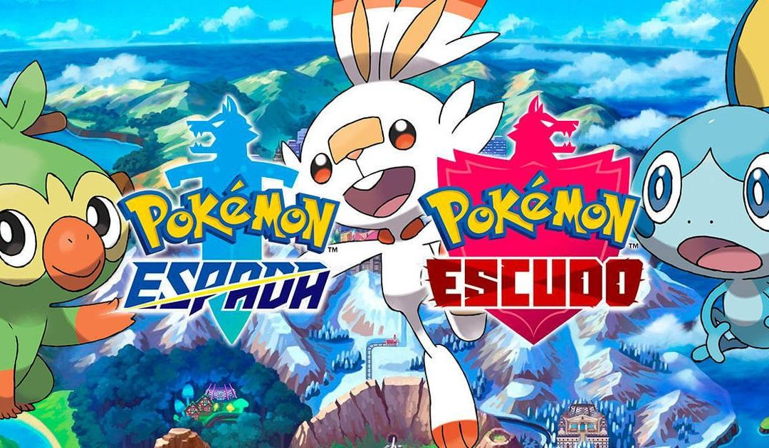 Pokémon Espada y Escudo presentados, disponibles a final de año en Switch