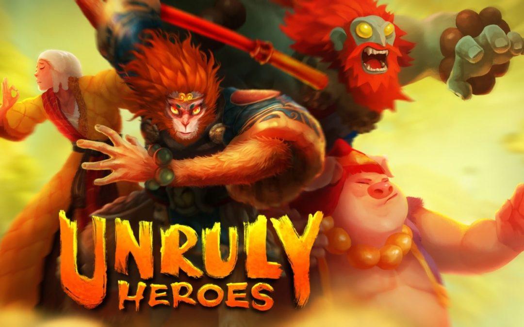 Análisis Unruly Heroes