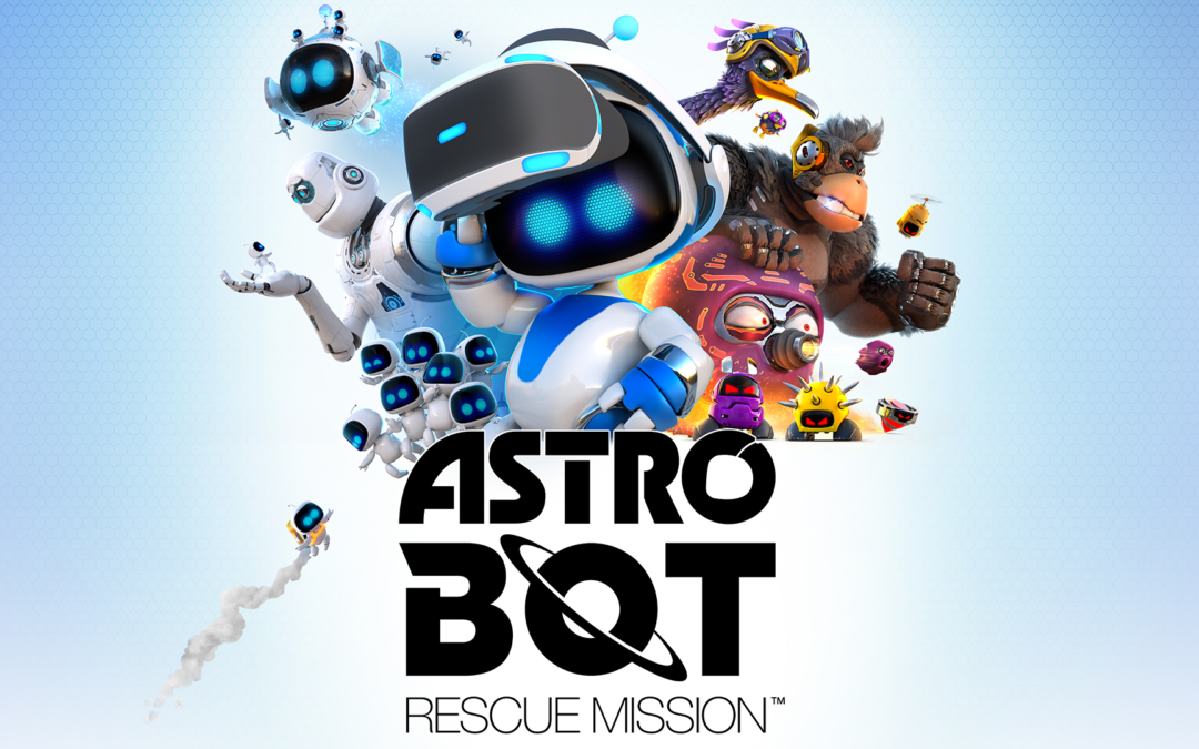 Análisis Astro Bot Rescue Mission