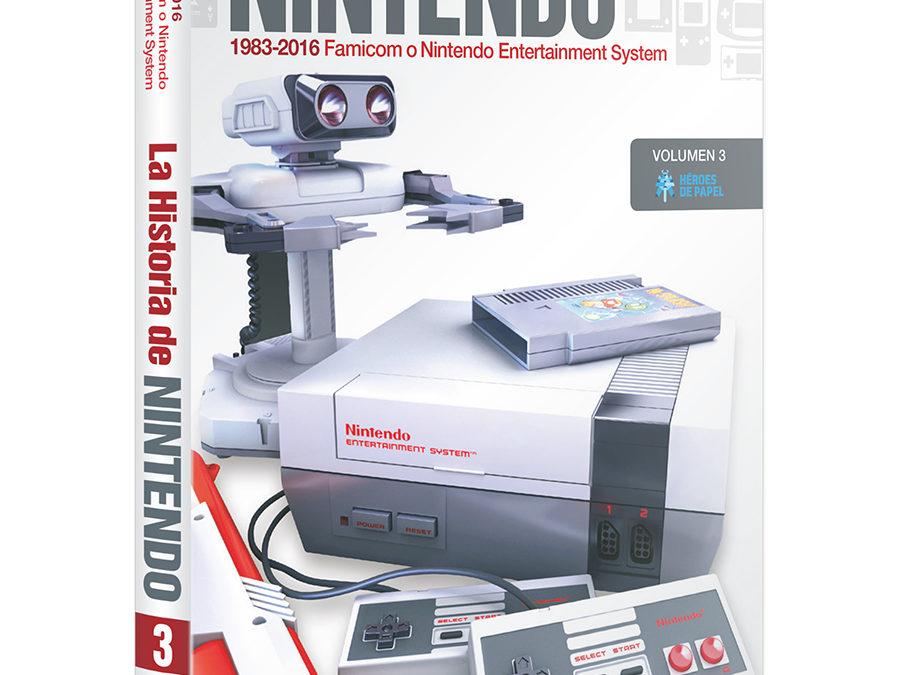 Análisis La Historia de Nintendo Vol. 3: NES